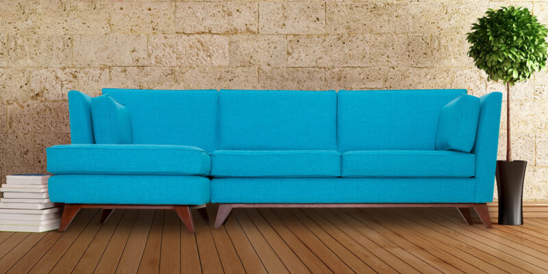The Florence Solid wood Sofa