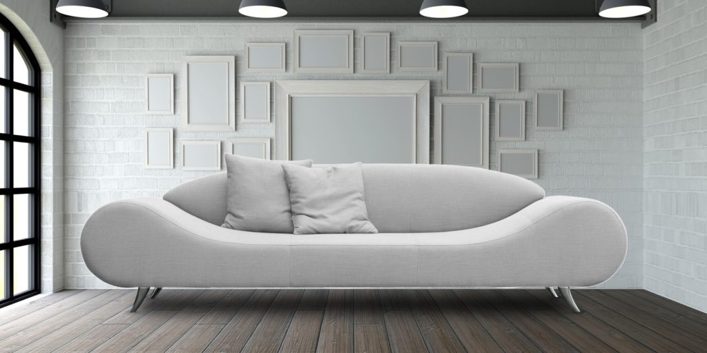Astonishing Three Seater Sofa